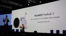 Huawei FreeBuds 3 jsou nová bezdrátová sluchátka s aktivním potlačením hluku [IFA]