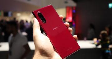 Sony Xperia 5 - první dojmy [IFA]