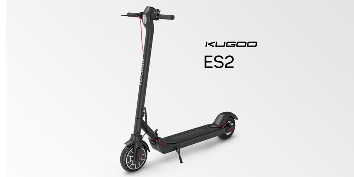 Elektrokoloběžka Kugoo ES2 a slevový kupón s cenou 9 438 Kč! [sponzorovaný článek]