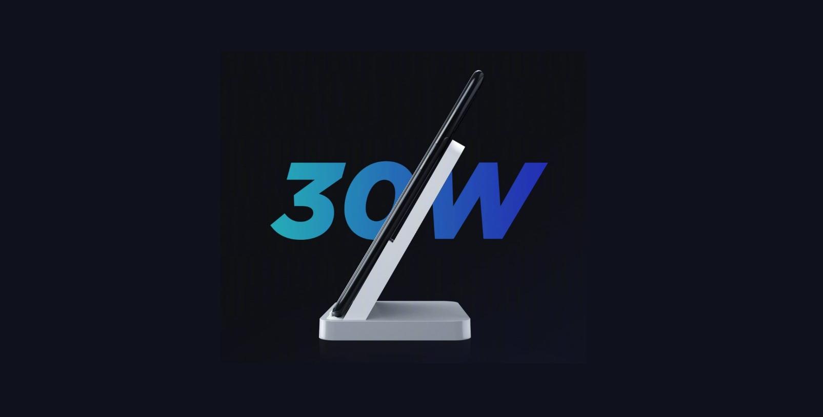 Xiaomi představilo 30W bezdrátové nabíjení Mi Charge Turbo