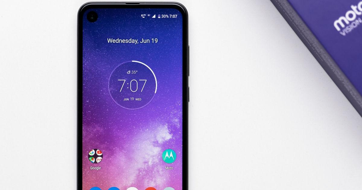 Motorola One Macro na prvním obrázku [aktualizováno]