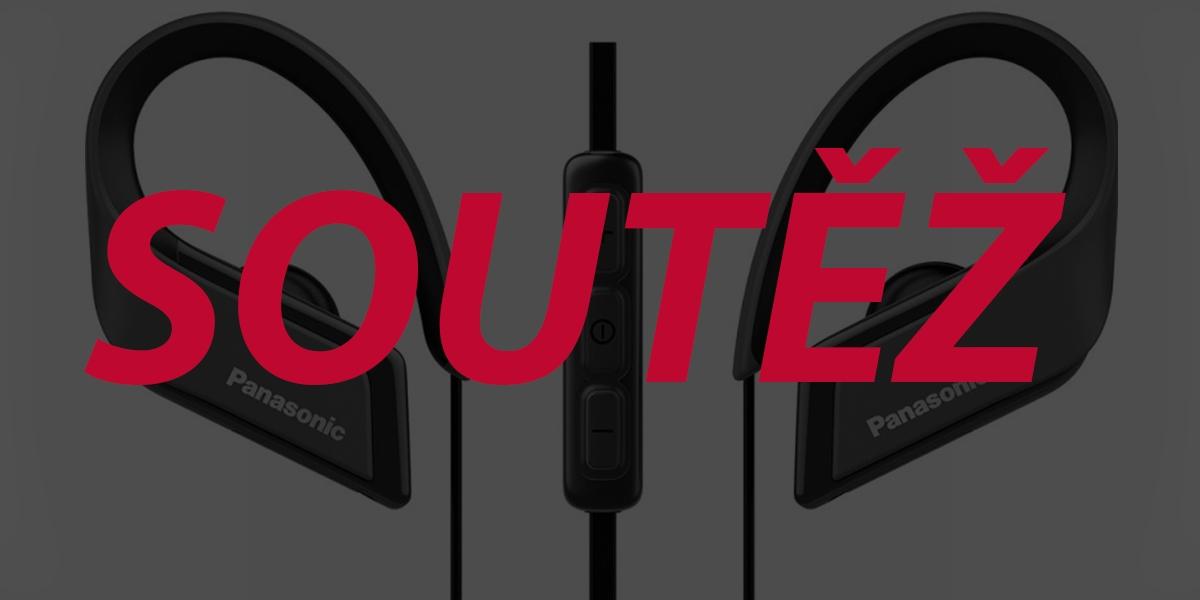Sluchátka Panasonic RP-BTS35 vyhrávají… [soutěž]
