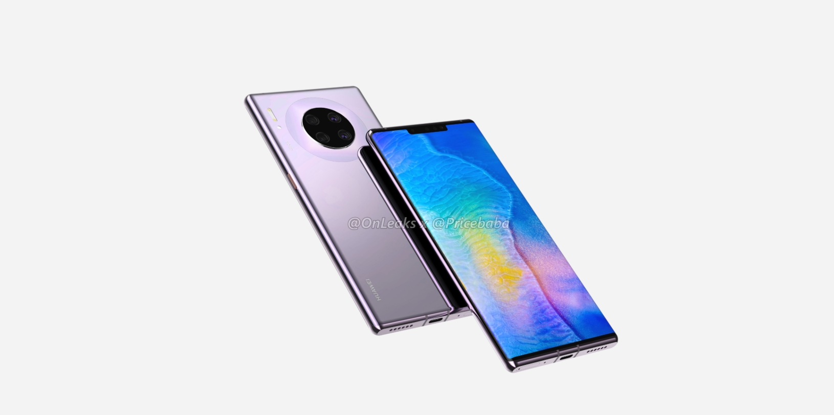 Potvrzeno: série Huawei Mate 30 bude bez Google aplikací a služeb