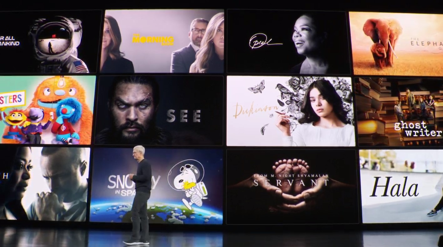 Apple TV+ a Arcade – české ceny jsou příznivé