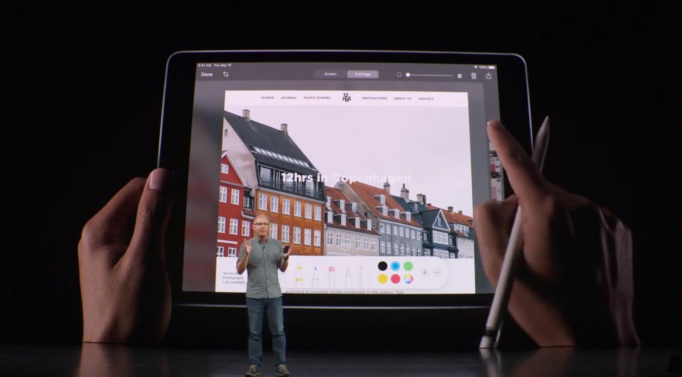Apple představil nový iPad 10.2