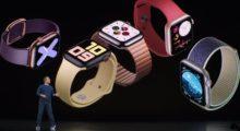 Oficiálně: Apple Watch Series 5