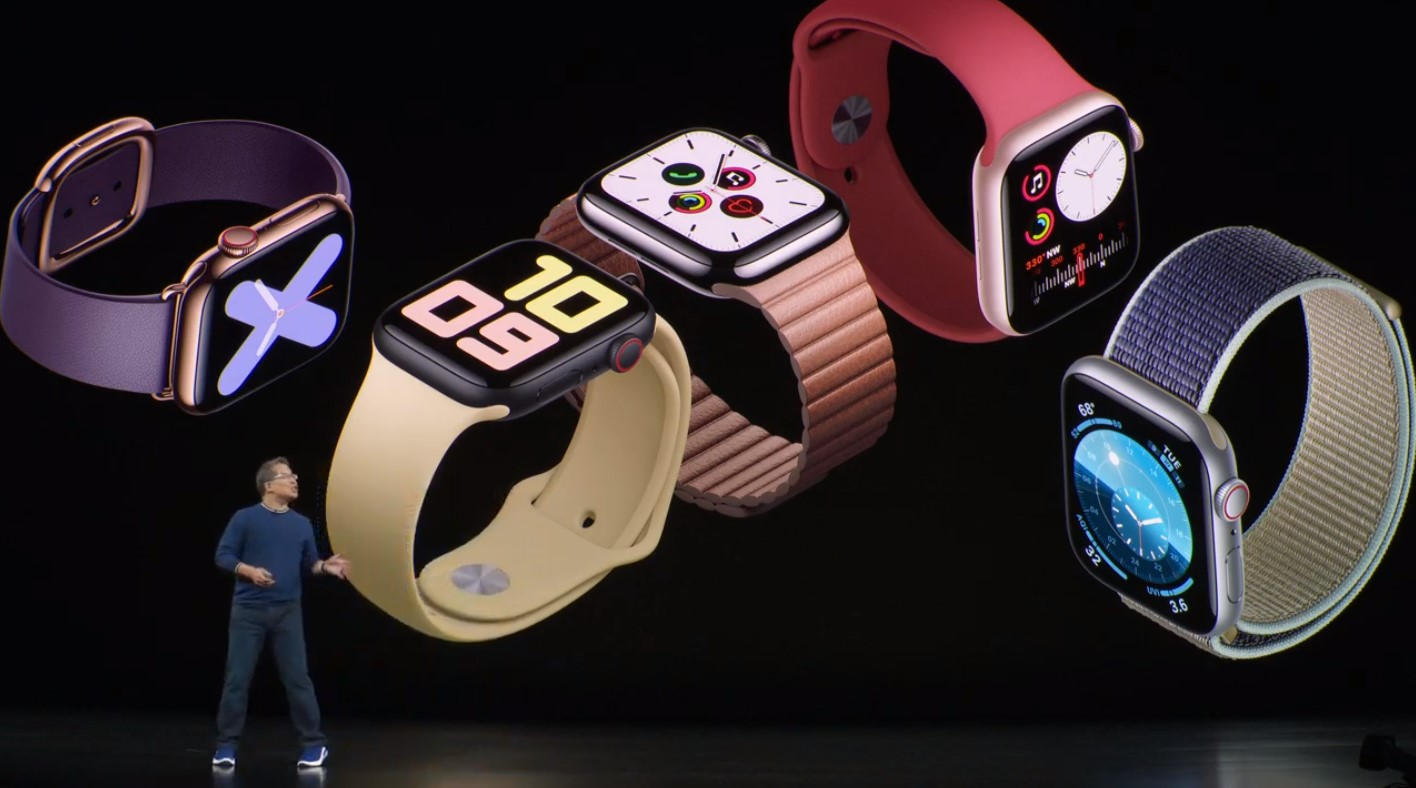 Oficiálně: Apple Watch Series 5
