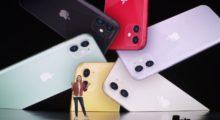 iPhone 11 představen, nástupce iPhonu XR