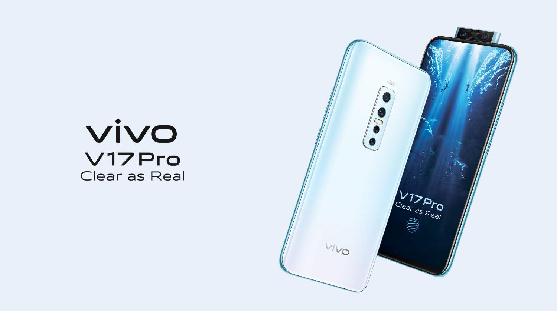 Vivo V17 Pro láká na duální přední foťáky ve výsuvném mechanismu