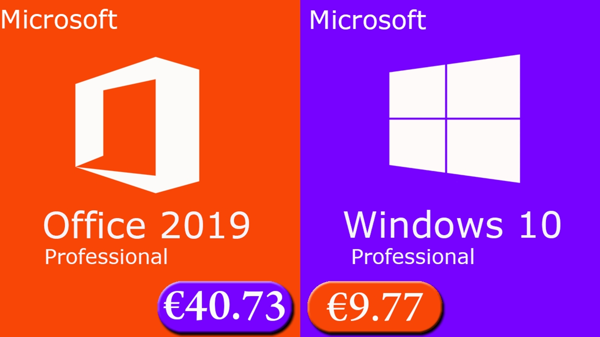 Slevová kalamita na originální Windows 10 a Office 2019 Pro! [sponzorovaný článek]