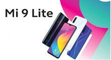 Tiché uvedení Xiaomi Mi 9 Lite, přijde na 8 990 Kč