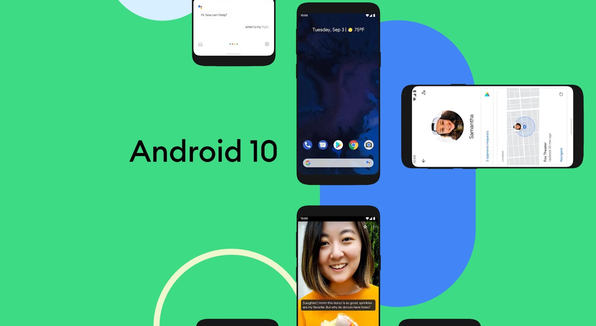 Android 10 – které mobily mají dostupnou aktualizaci [aktualizováno]