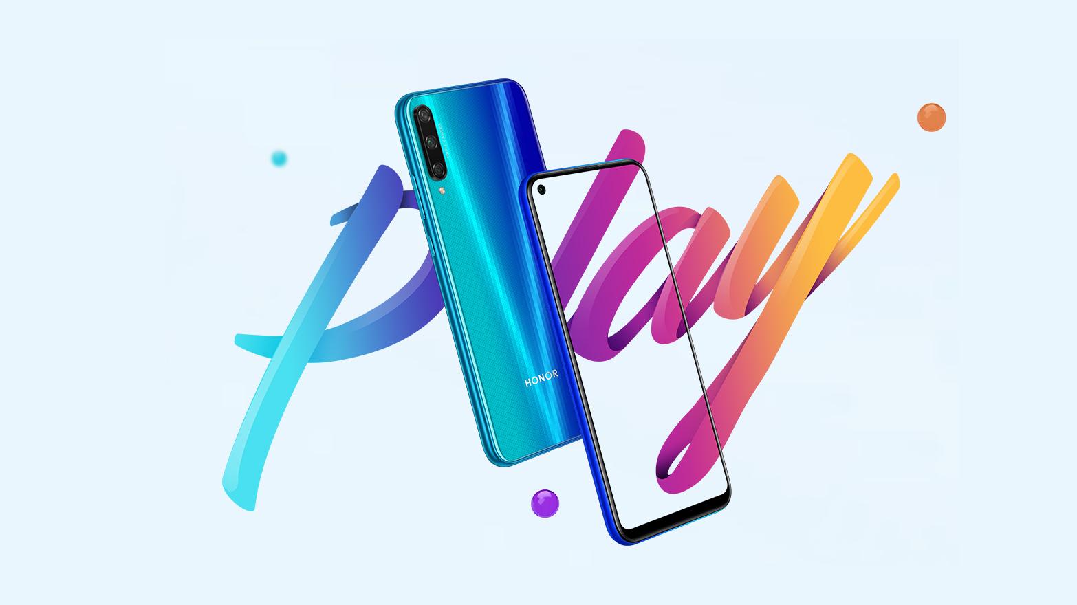 Honor Play 3 je levná a dobře vybavená novinka