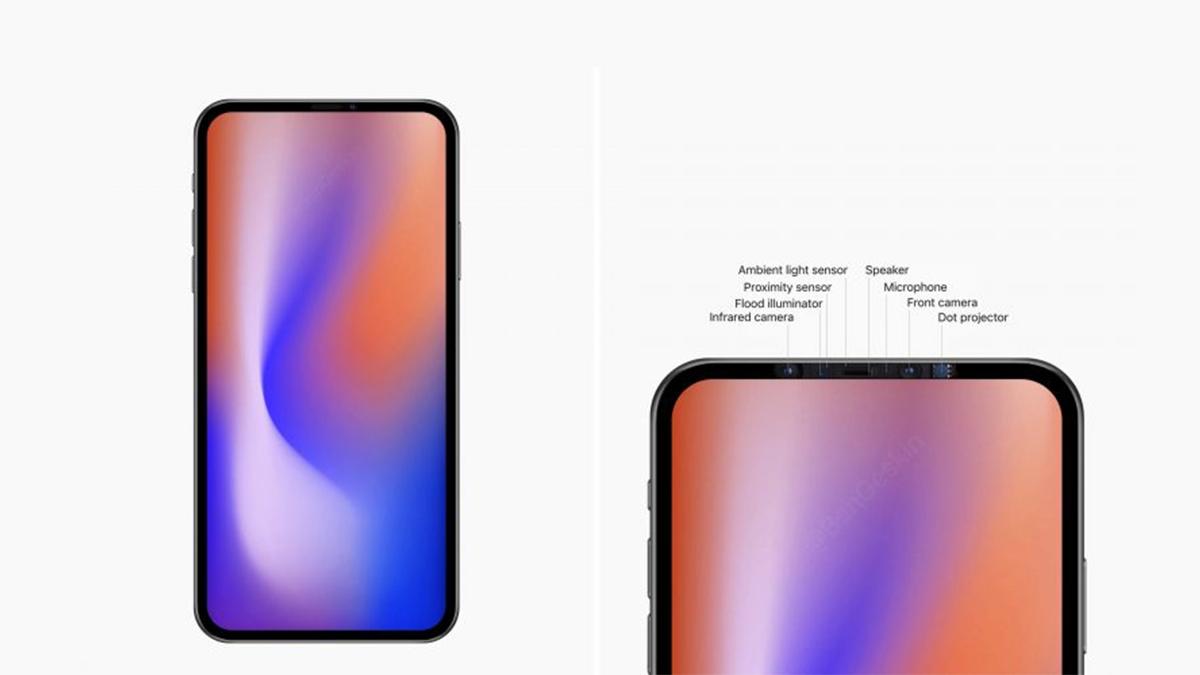 iPhone 2020 údajně bez výřezu v displeji a s designem iPhone 4