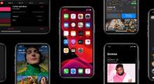 Apple vydal finální verzi iOS 13