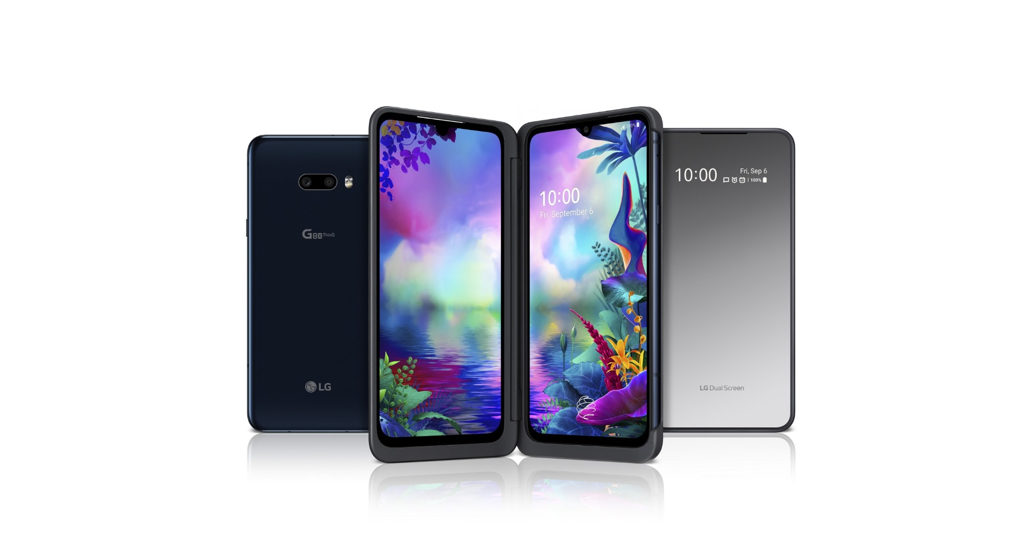 LG G8X ThinQ je nový top model, k dispozici je i LG Dual Screen [IFA]