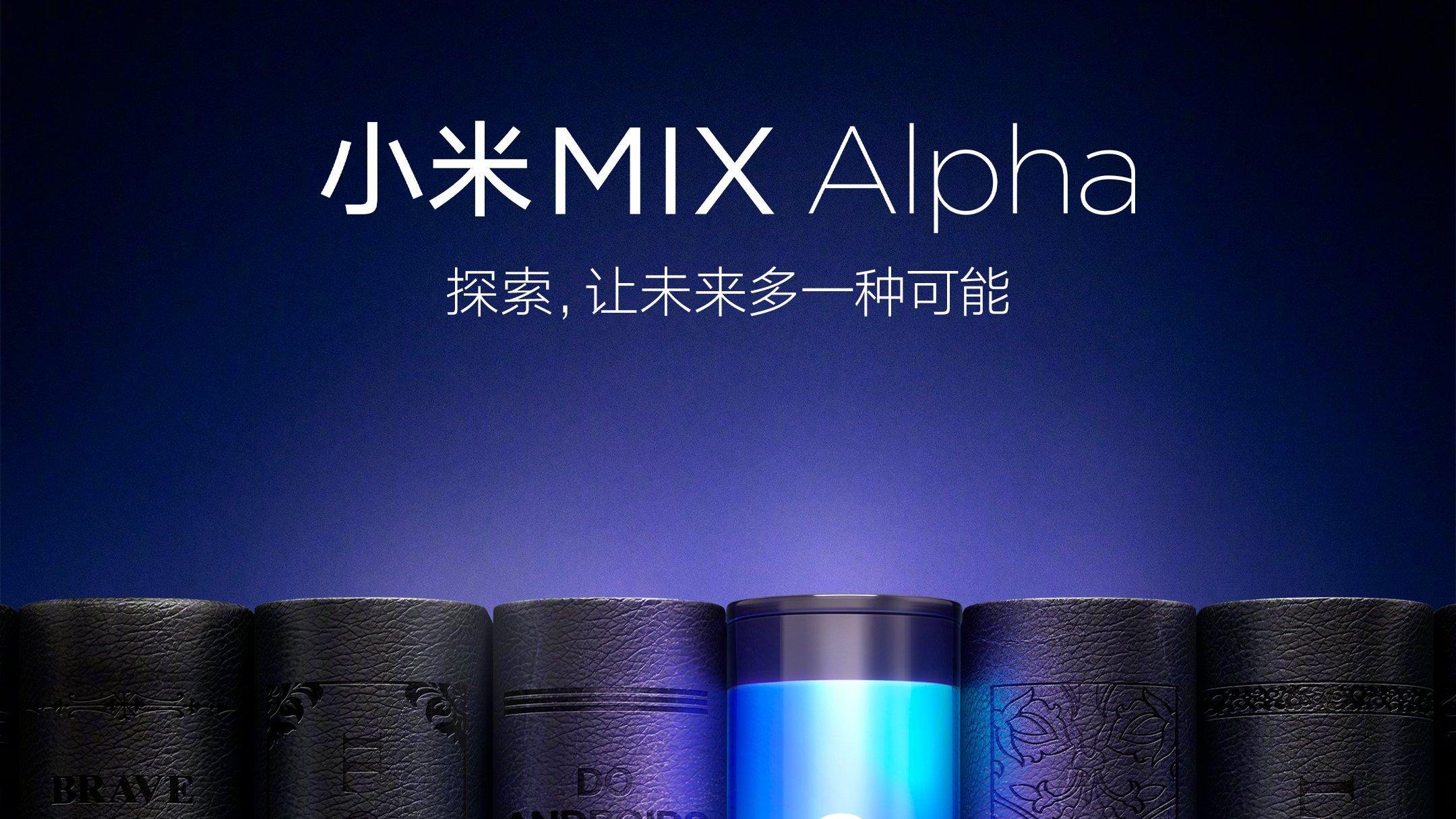 Xiaom Mi Mix Alpha asi bude mít 108MPx foťák [aktualizováno]