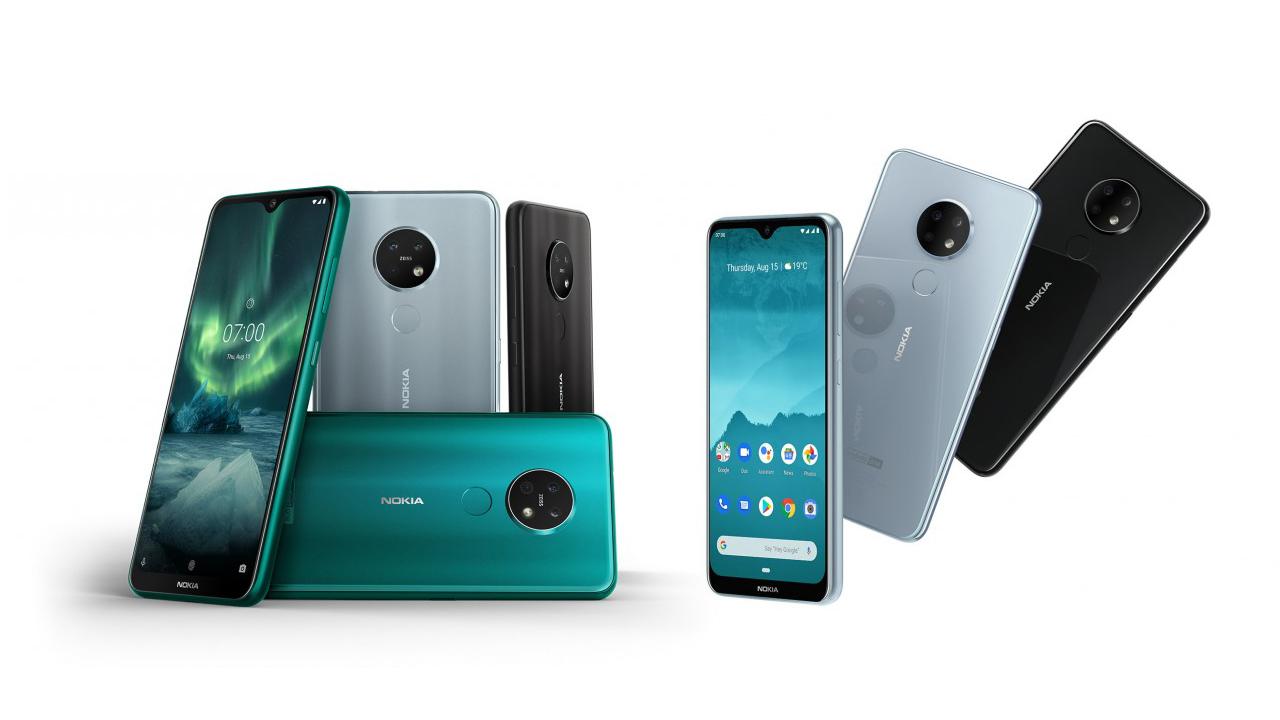 Oficiálně: Nokia 7.2 a 6.2 přichází s Androidem 10 [IFA]