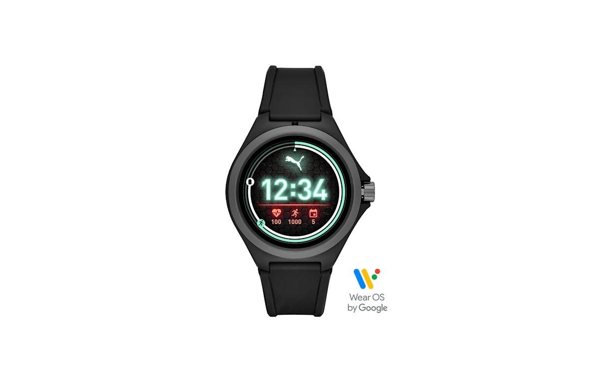 Puma představila hodinky s WearOS od Googlu, stojí 329 eur [IFA]