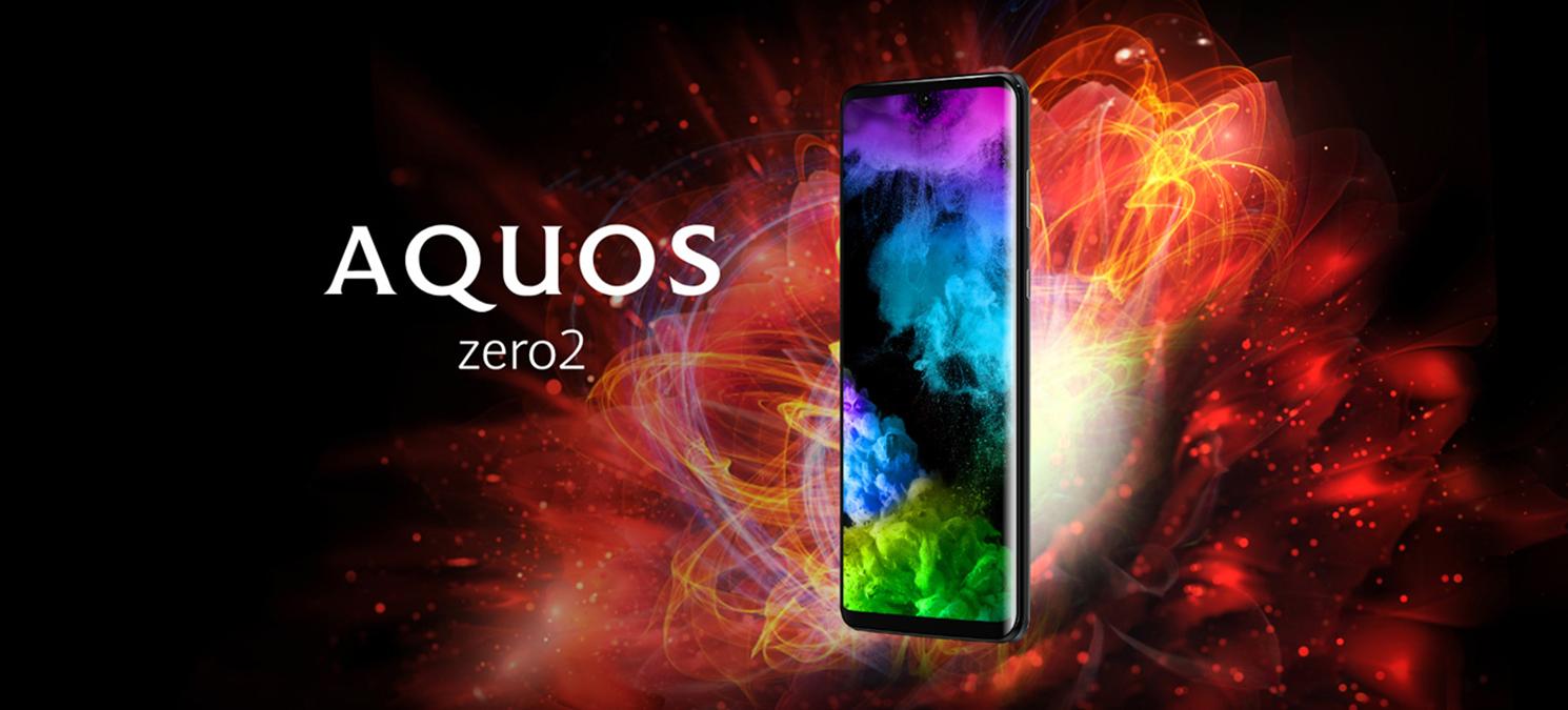 Sharp Aquos Zero 2 uchvacuje 240Hz displejem