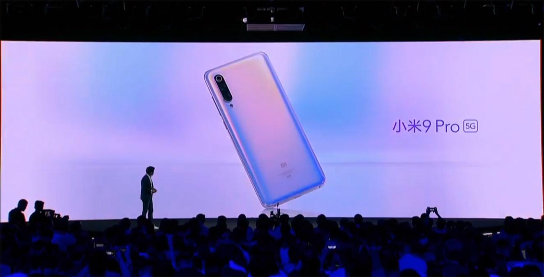 Xiaomi Mi 9 Pro 5G je bestie s 30W bezdrátovým nabíjením