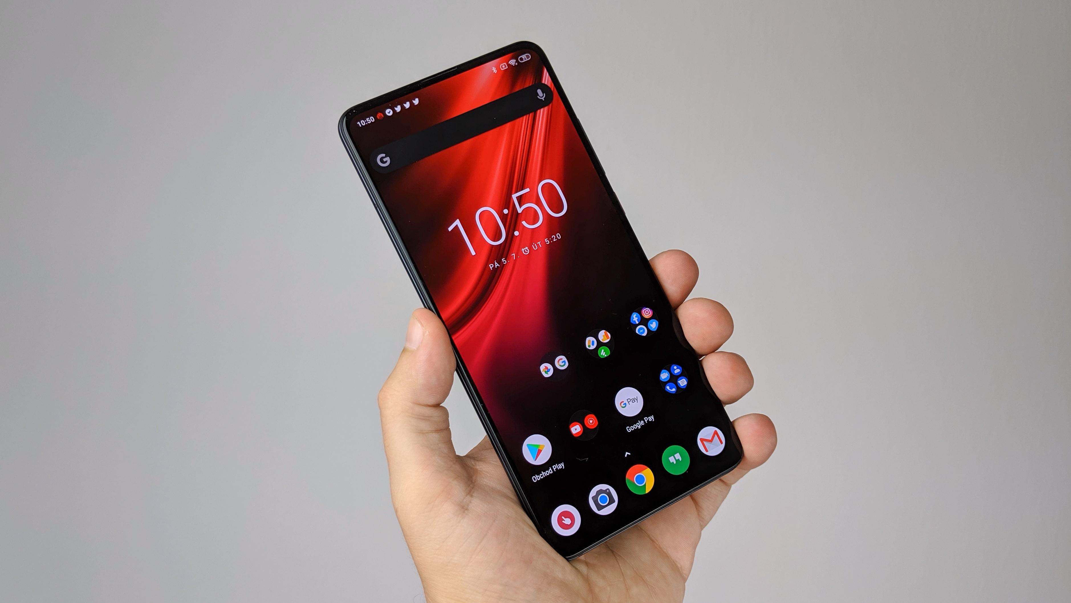 Xiaomi by mohlo pracovat na mini displeji pro smartphone