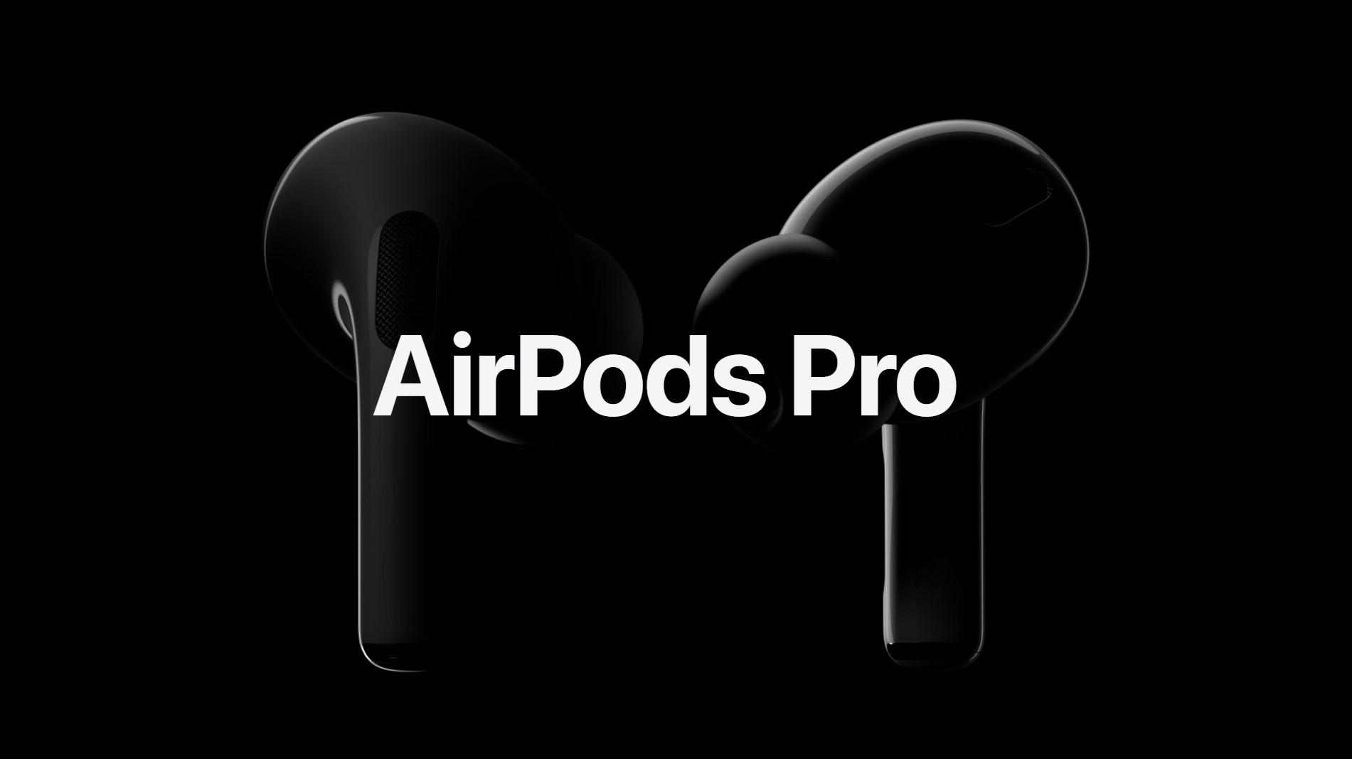 Apple představil AirPods Pro, stojí 7290 Kč