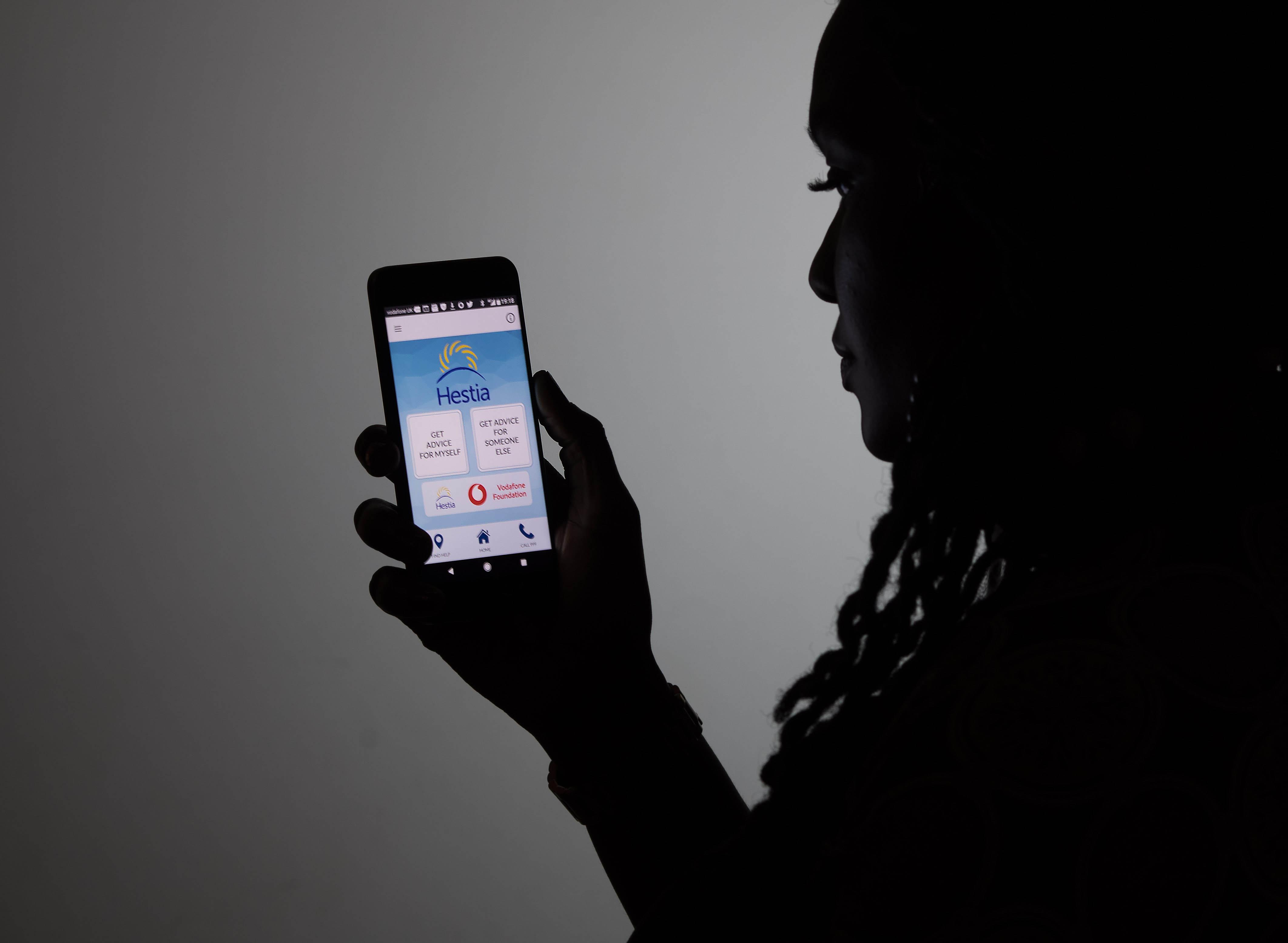 Aplikace Bright Sky pomůže obětem domácího násilí