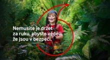 Vodafone má tarif pro děti za 104 Kč, váže se na hodinky