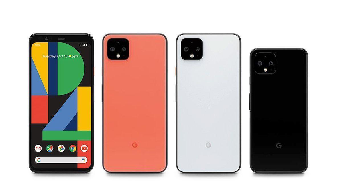 Pixel 4 a 4 XL oficiálně, cena začíná na 749 eurech