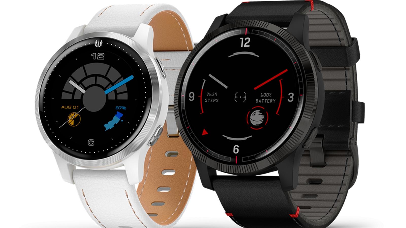 Garmin vydává hodinky ve Star Wars edici