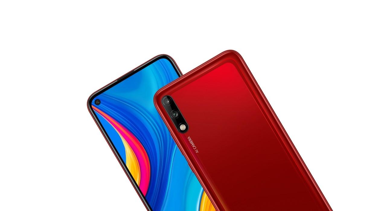 Huawei Enjoy 10 je novinka s dírou v displeji