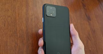 Pixel 4 - první dojmy z menšího top modelu