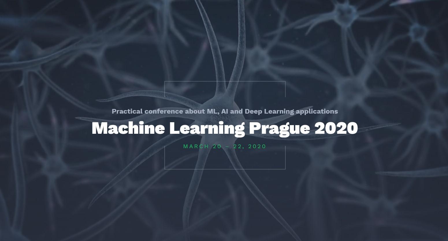 V Praze se koná největší konference o strojovém učení v Evropě