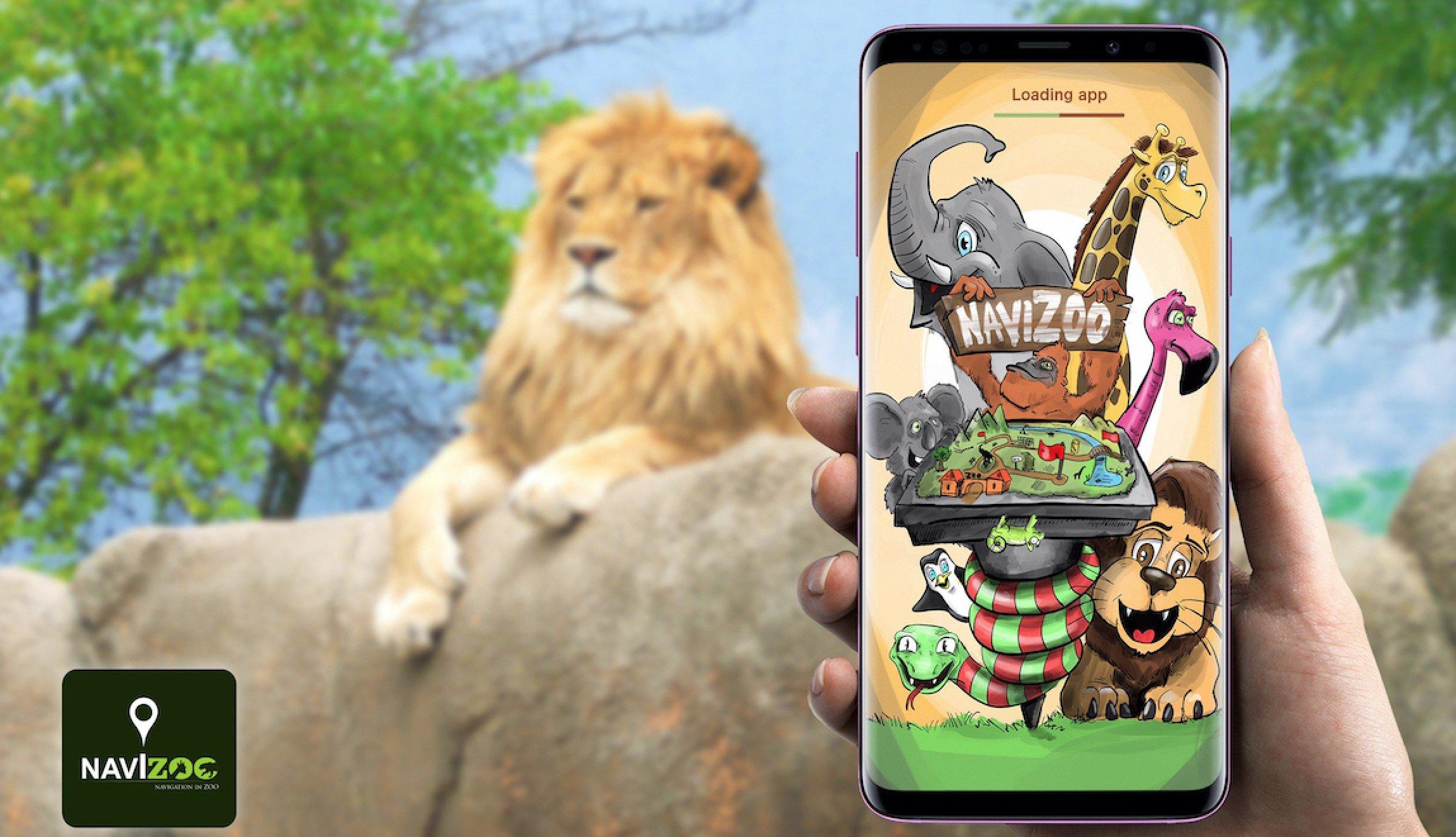 Aplikace NaviZOO vás interaktivně provede po ZOO nejen v Česku