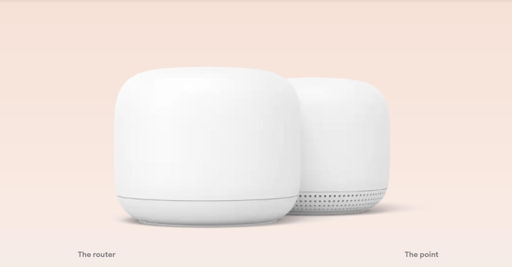 Google představil Nest Wifi, kombinuje v sobě Nest Mini