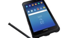 Samsung představil odolný tablet Galaxy Tab Active 2