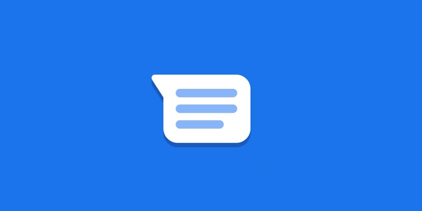 Aplikace Zprávy pro Android přichází o přepínač tmavého vzhledu [aktualizováno]