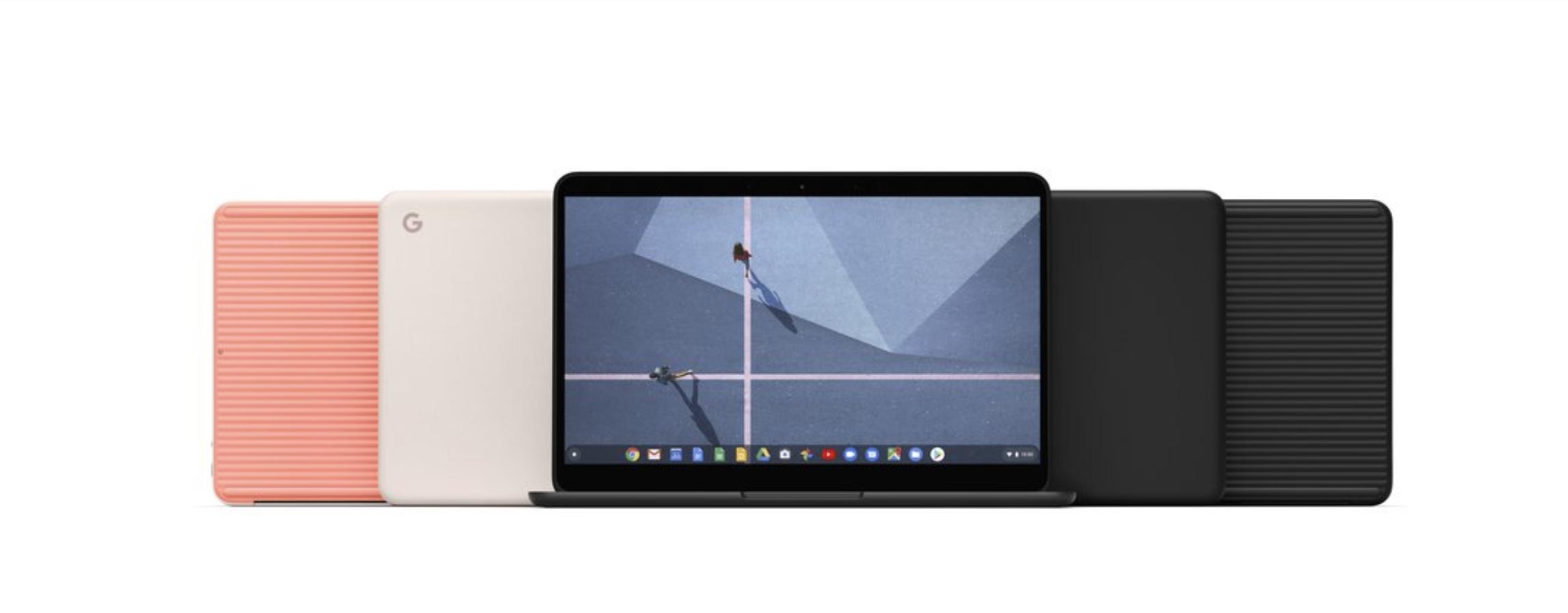 Pixelbook Go oficiálně představen – levnější a stejně výkonný