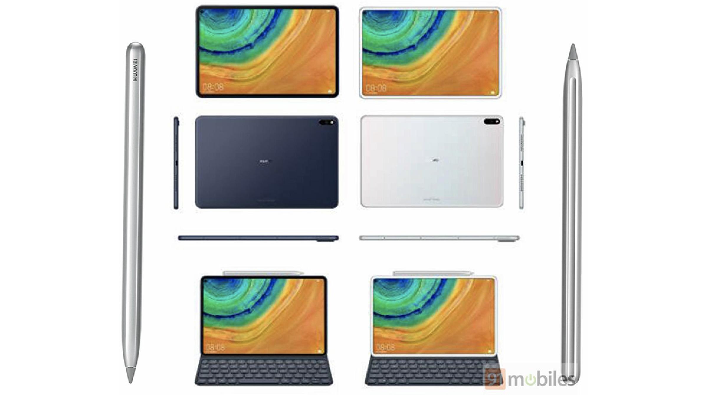 Huawei MediaPad M7 bude údajně kopírovat iPad Pro