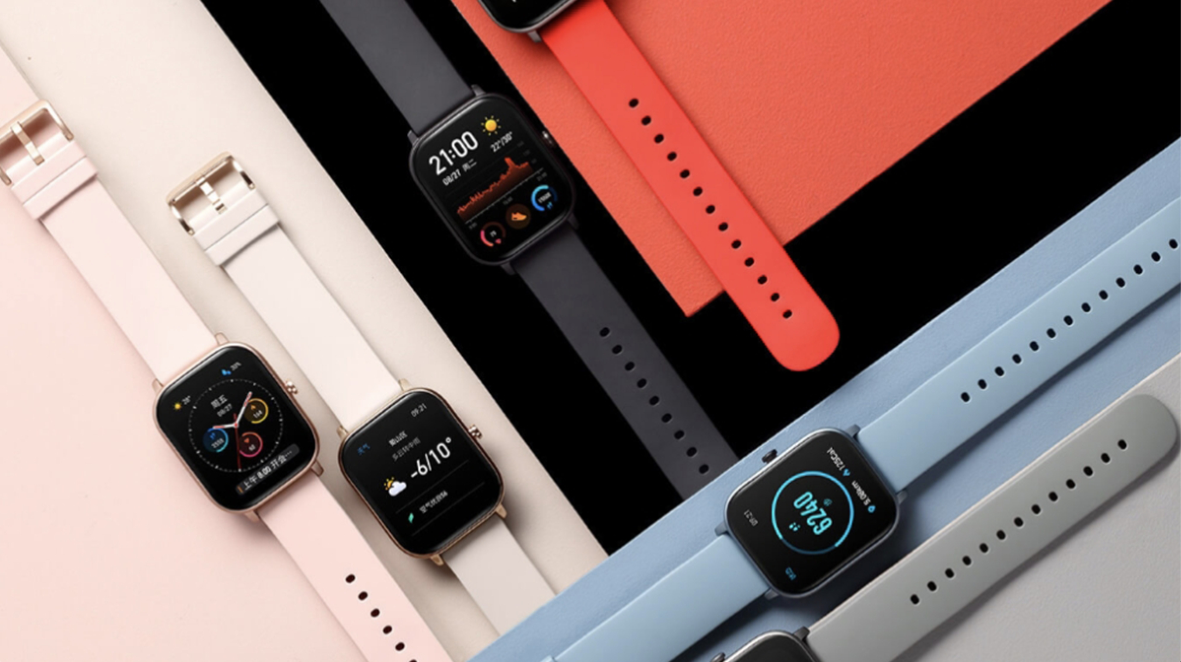 Slevový kupón na nové hodinky Huami Amazfit GTS! [sponzorovaný článek]