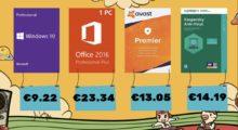 Slevová kalamita: Windows 10 a další software nyní od 225 Kč! [sponzorovaný článek]