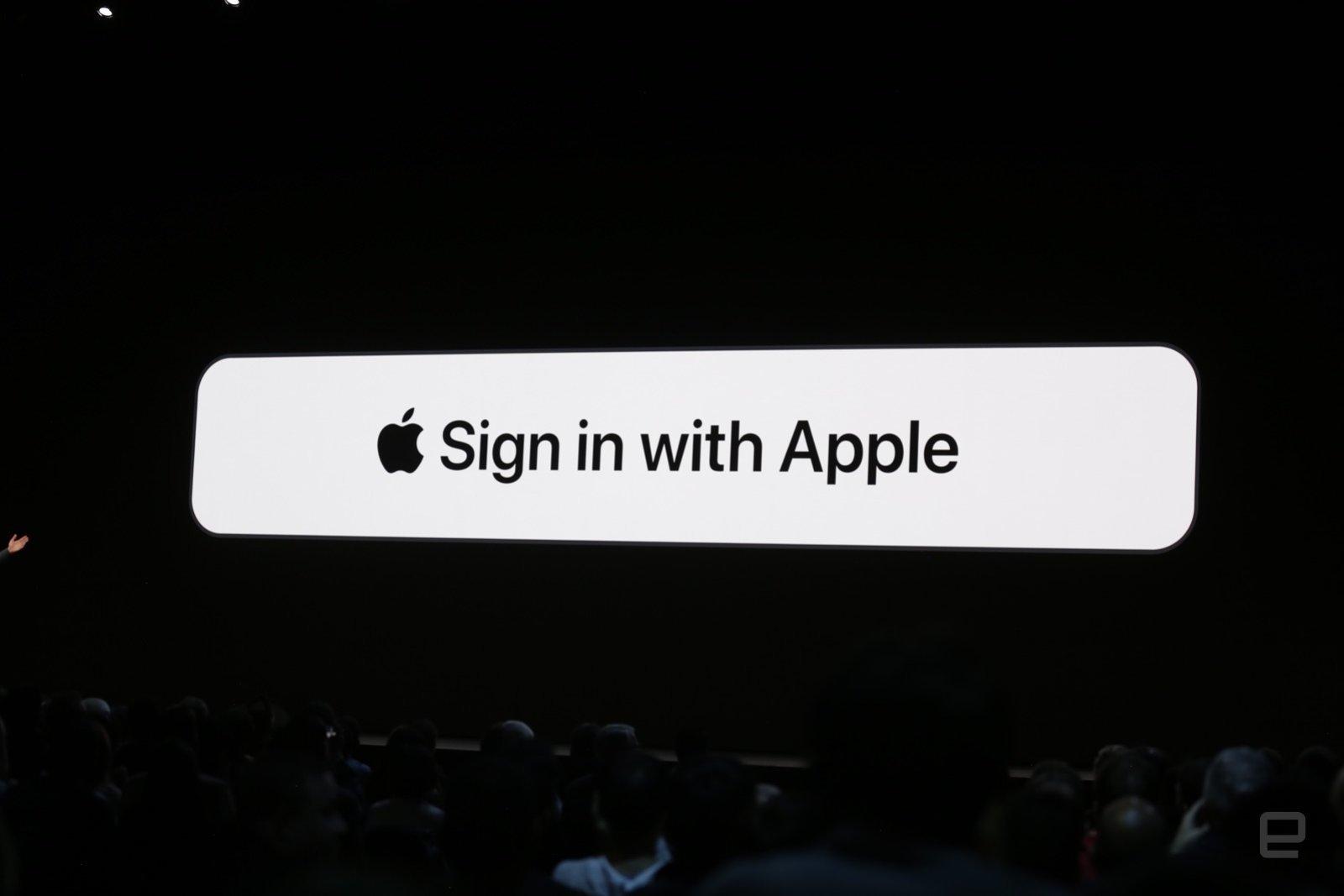 "Apple údajně ukradl technologii ""Sign in with Apple"""