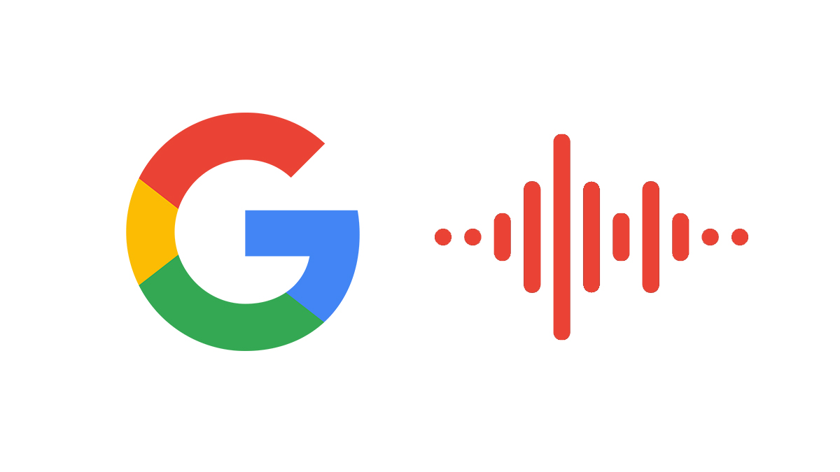 Google Diktafon dostává možnost výběru zdroje zvuku