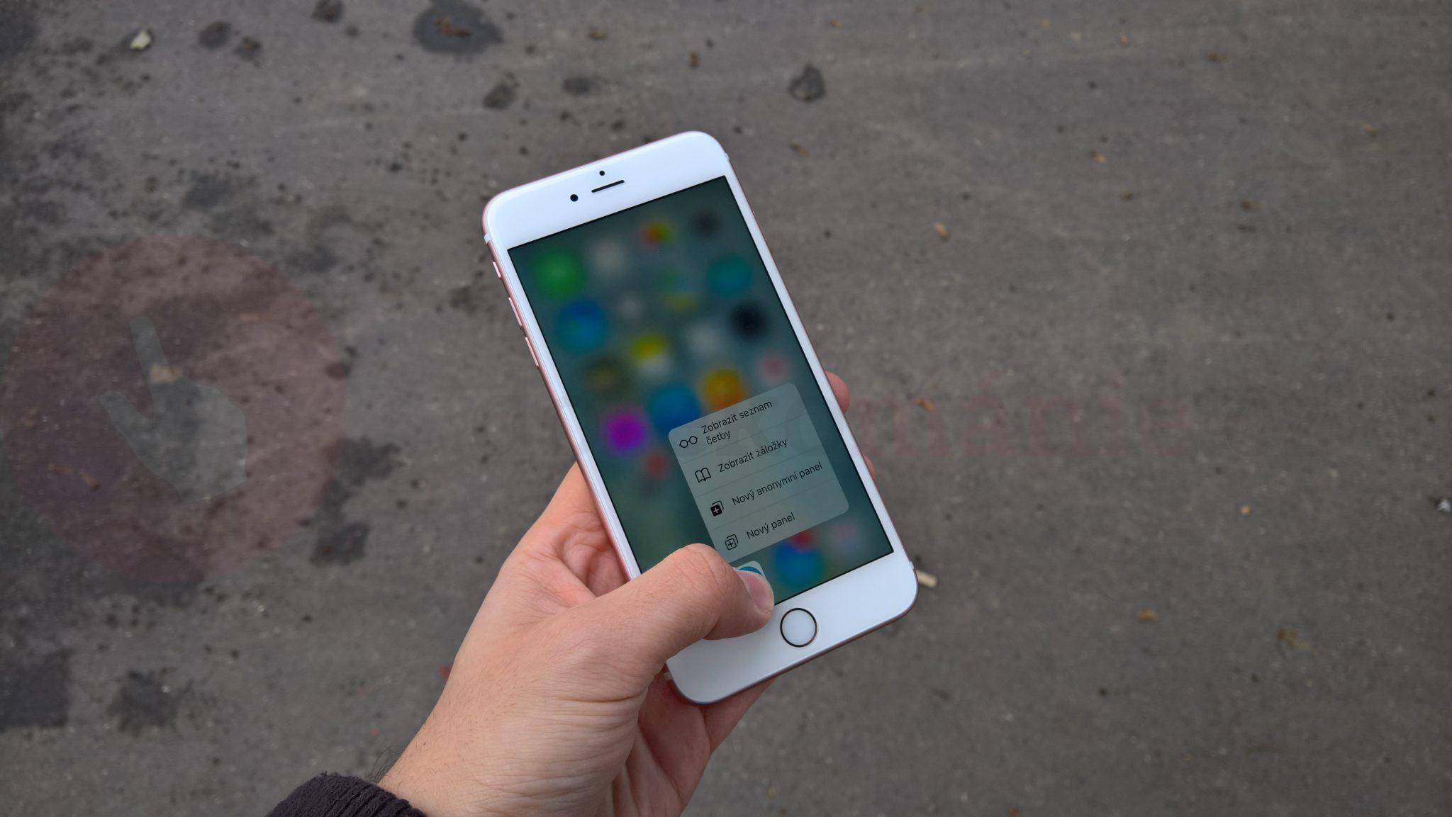 iPhone 6s má hardwarový problém, proto Apple spustil servisní program