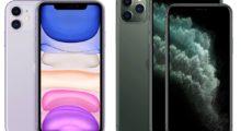 iPhone 11 Pro se prodává o 40 % více, než se čekalo