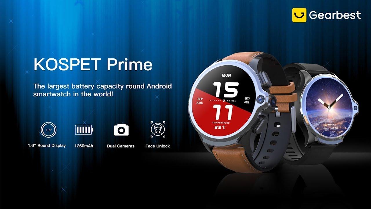 TOP 2 chytré hodinky od Xiaomi a KOSPET v akci! [sponzorovaný článek]