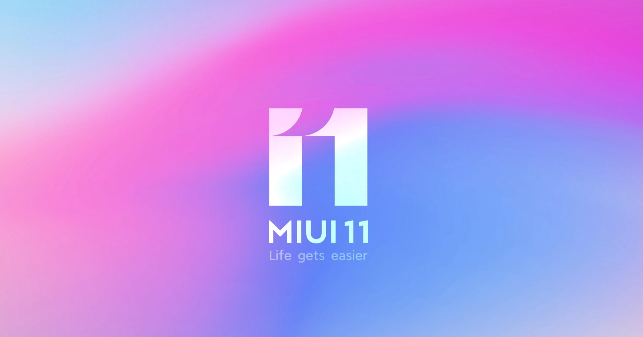 Aktualizace na MIUI 11 startuje již 22. října