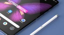 Samsung Galaxy Fold 2 nabídne odolnější povrch [aktualizováno]
