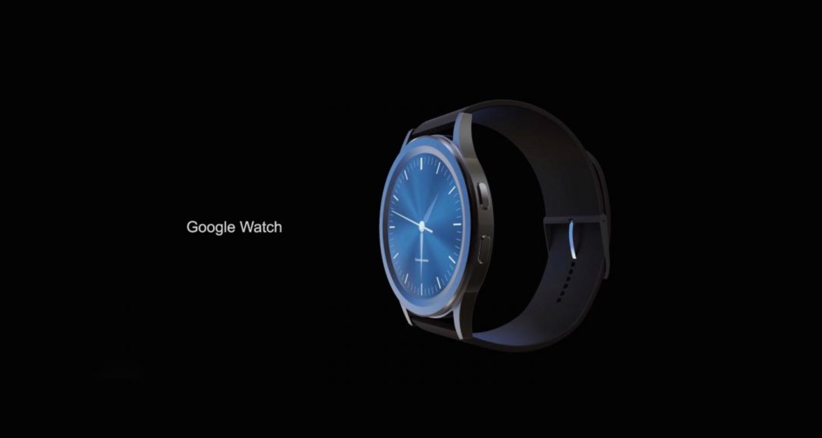 Google by mohl za týden představit také hodinky